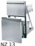 arredamento e moduli refrigerati - Sportelli e cassetti Ronda per moduli refrigerati (6)